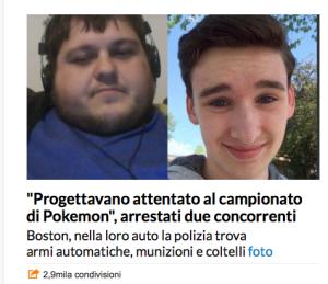 campionato di Pokemon?